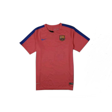 Maillot de Formation Barcelone rose 2017/2018