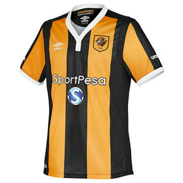Maillot de Hull City Domicile 2016/2017
