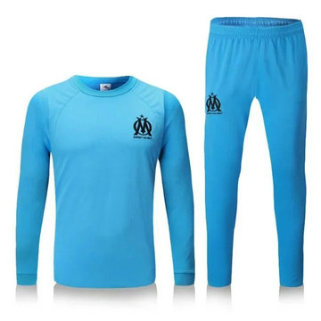 Maillot de Marseille Formation ML UCL Blanc 2016/2017