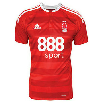 Maillot de Nottingham Forest Domicile 2016/2017