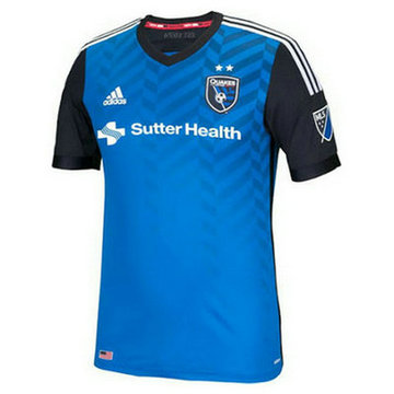 Maillot de San Jose Earthquakes Domicile 2016/2017