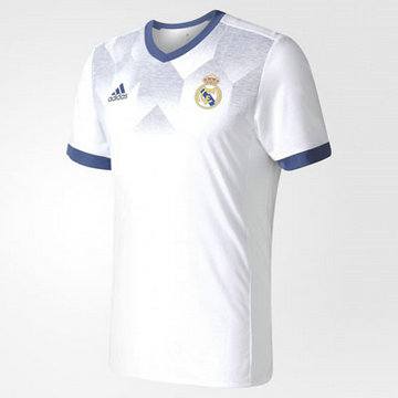 Maillot de pre-match Real Madrid Blanche 2016/2017