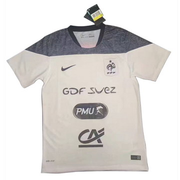 Maillot de Formation France Blanc 2017/2018
