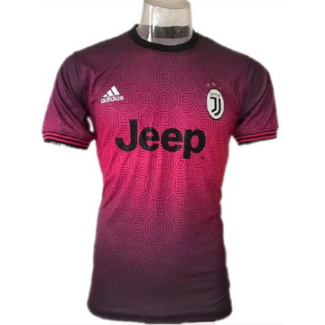Maillot de Formation Juventus Rose rouge 2017/2018