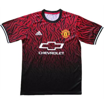 Maillot de Formation Manchester United rouge 2017/2018