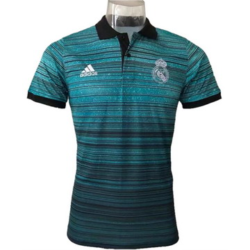 Maillot de Polo Real Madrid bleu 2017/2018