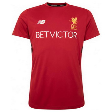 Maillot de Formation Liverpool rouge 2017/2018
