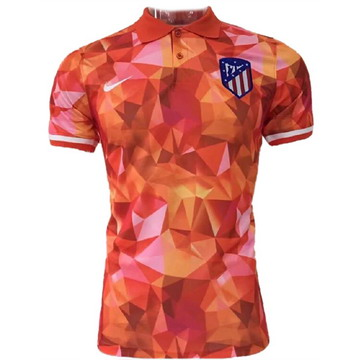 Maillot de Polo Atletico Madrid 2017/2018