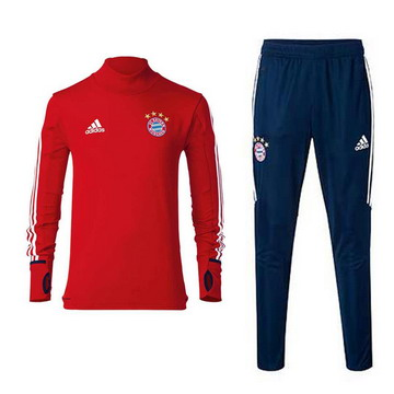 Maillot de Bayern Munich Formation rouge ML 2017/2018