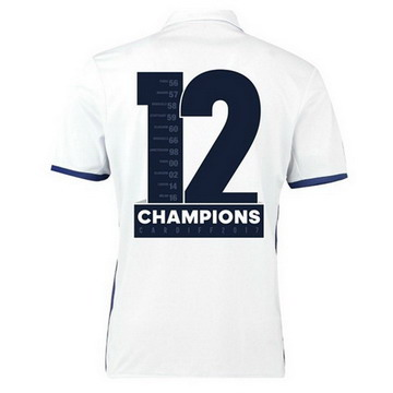 Maillot de Real Madrid Champions-03 2017
