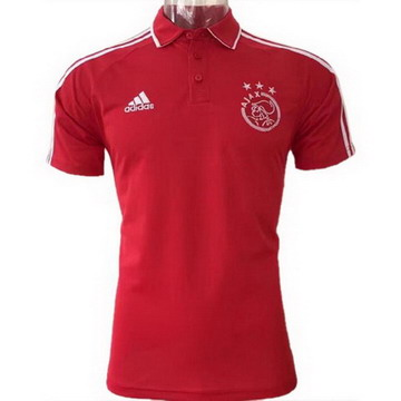 Maillot de Polo Ajax rouge 2017/2018