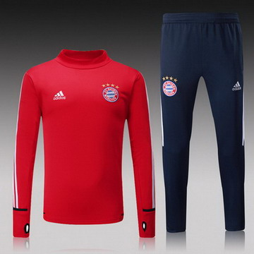 Maillot de Bayern Munich Formation ML rouge-02 2017/2018