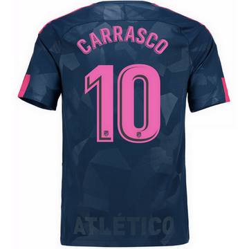 Maillot de Atletico Madrid Carrasco Troisieme 2017/2018