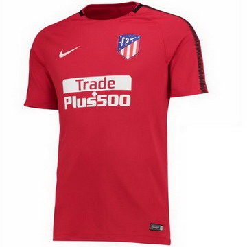 Maillot de Formation Atletico Madrid rouge 2017/2018