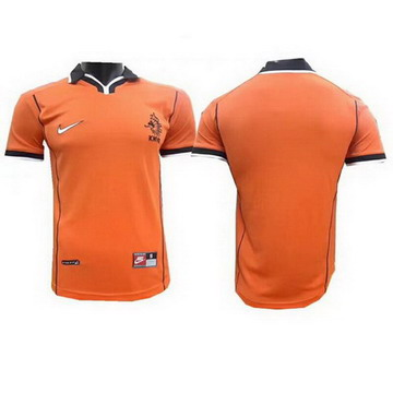 Maillot de Hollande retro 1988