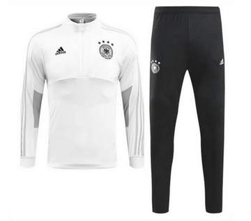Maillot de Allemagne Formation ML blanc-01 2017/2018