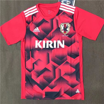 Maillot Japon Red Training Coupe du monde 2018