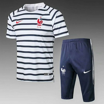 Maillot de Formation France Stripe 2018/2019