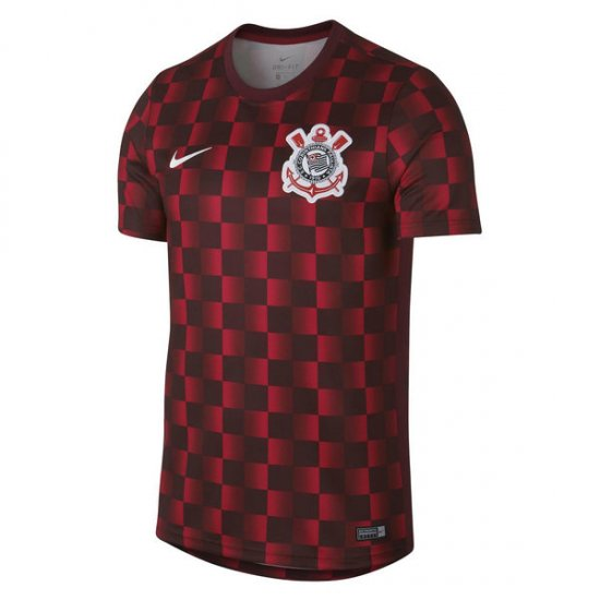 Maillot Formation Corinthians Rouge 2019 2020