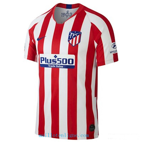 Maillot Atletico de Madrid Domicile 2019 2020