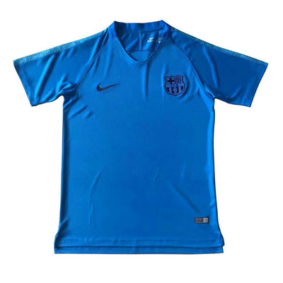 Maillot Formation Barcelone Bleu 2018 2019