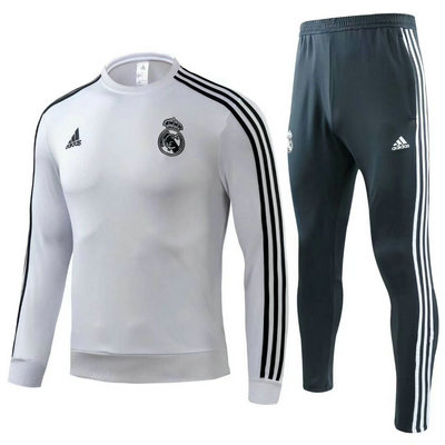 Maillot Formation ML Real Madrid Blanc-01 2018 2019