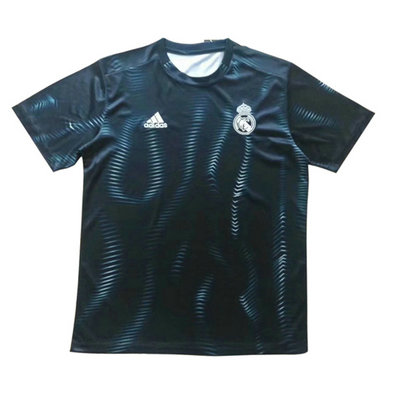 Maillot Formation Real Madrid Noir-01 2018 2019
