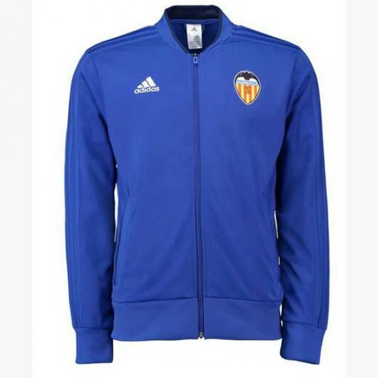 Veste de foot Athletic de Bilbao Bleu-01 2018 2019