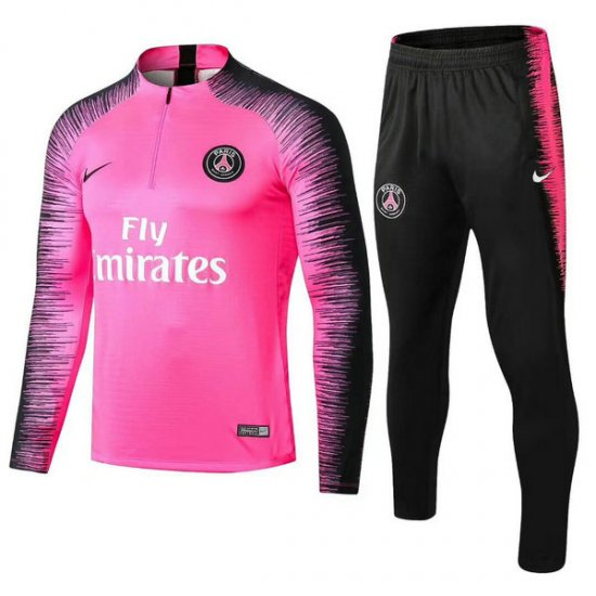 Maillot Formation ML PSG Rose-01 2018 2019