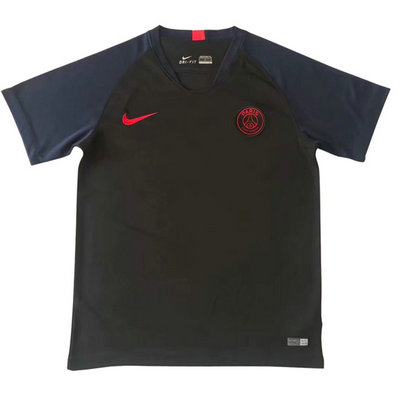 Maillot Formation PSG Noir-01 2018 2019