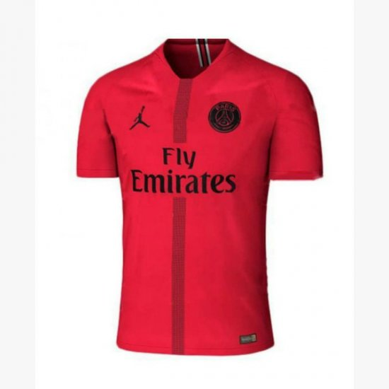 Maillot PSG Gardien Rouge 2018 2019