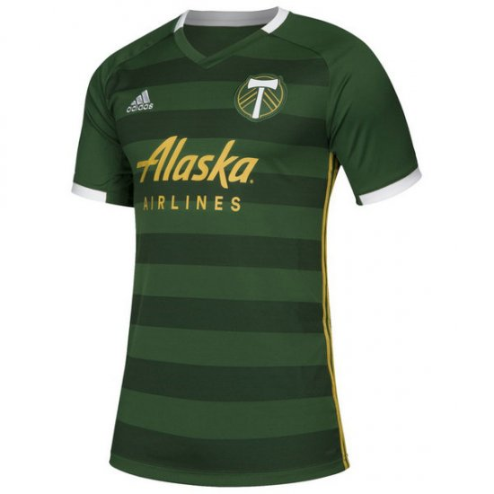 Thai Maillot Portland Timbers Domicile 2019 2020
