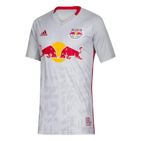 Thai Maillot Red Bulls Domicile 2019 2020