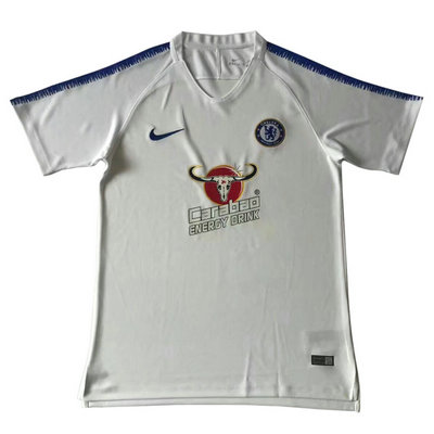 Maillot Formation Chelsea Blanc 2018 2019