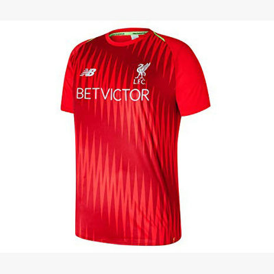 Maillot Formation Liverpool Rouge 2018 2019