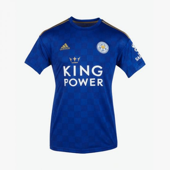 Maillot Leicester City Domicile 2019 2020