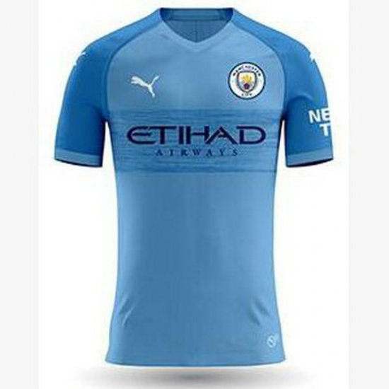 Maillot Manchester City Domicile 2019 2020