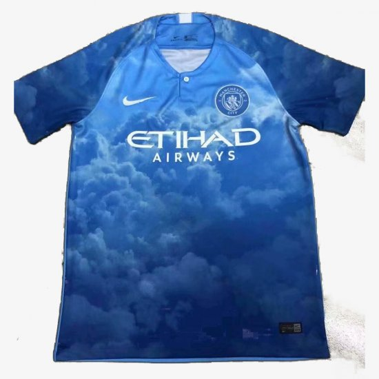Maillot Manchester City Edition limitee 2018 2019