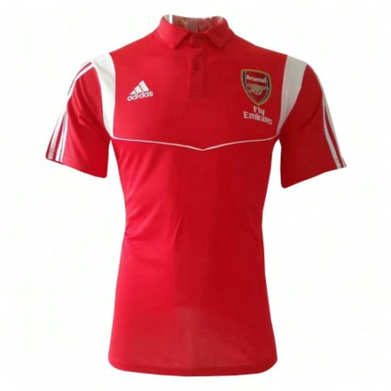 Maillot polo Arsenal Rouge 2019 2020