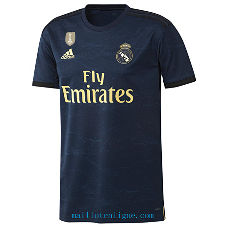 Maillot Real Madrid Exterieur 2019 2020