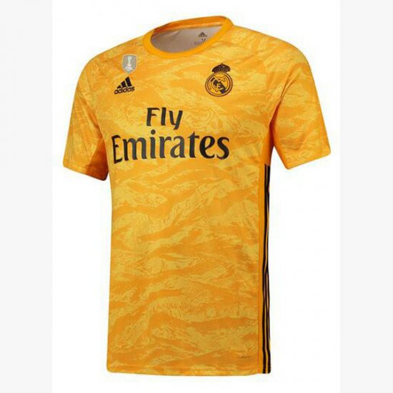 Maillot Real Madrid Gardien 2019 2020