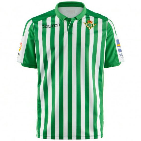 Thai Maillot Real Betis Domicile 2019 2020