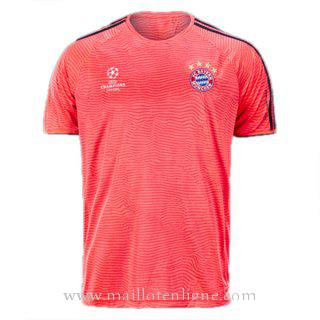 Maillot Bayern Munich Champion Formation Rouge 2016