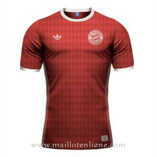 Maillot Bayern Munich Formation retro 2016 2017