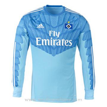 Maillot Hambourg ML Goalkeeper 2014 2015