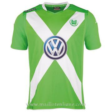 Maillot Wolfsbourg Domicile 2014 2015