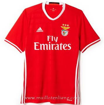 Maillot Benfica Domicile 2016 2017