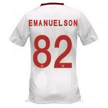 Maillot AS Roma EMANUELSON Exterieur 2014 2015