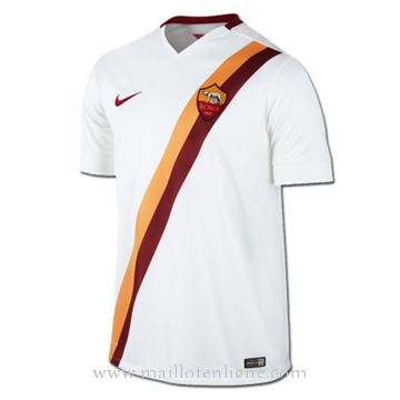 Maillot AS Roma Exterieur 2014 2015