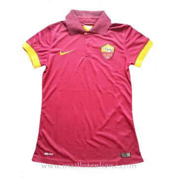 Maillot AS Roma Femme Domicile 2014 2015